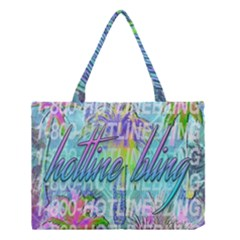 Drake 1 800 Hotline Bling Medium Tote Bag by Samandel