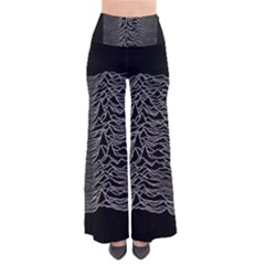 Grayscale Joy Division Graph Unknown Pleasures So Vintage Palazzo Pants
