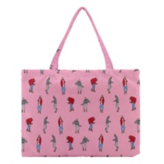 Hotline Bling Pattern Medium Tote Bag by Samandel
