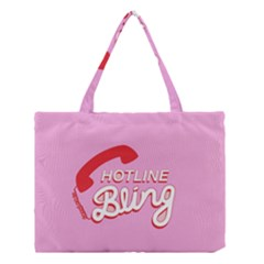 Hotline Bling Medium Tote Bag by Samandel