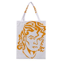 The King Of Pop Classic Tote Bag by Samandel