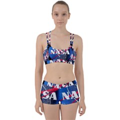 Nasa Logo Women s Sports Set by Samandel