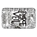 Pierce The Veil Music Band Group Fabric Art Cloth Poster Samsung Galaxy Tab 3 (7 ) P3200 Hardshell Case  View1