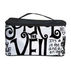Pierce The Veil Music Band Group Fabric Art Cloth Poster Cosmetic Storage Case by Samandel