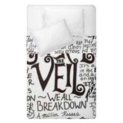 Pierce The Veil Music Band Group Fabric Art Cloth Poster Duvet Cover Double Side (single Size) by Samandel