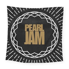 Pearl Jam Logo Square Tapestry (large)