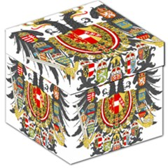 Imperial Coat Of Arms Of Austria Hungary  Storage Stool 12
