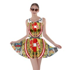 Imperial Coat Of Arms Of Austria Hungary  Skater Dress