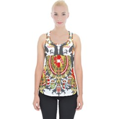 Imperial Coat Of Arms Of Austria Hungary  Piece Up Tank Top