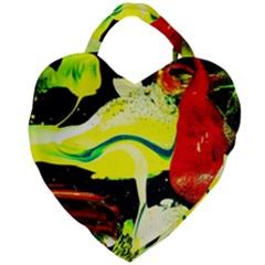 Drama 1 Giant Heart Shaped Tote