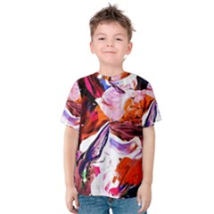 Cabin In The Mountain 2 Kids  Cotton Tee