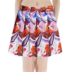 Cabin In The Mountain 2 Pleated Mini Skirt
