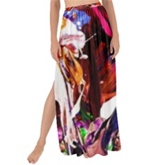 Cabin In The Mountain 2 Maxi Chiffon Tie Up Sarong