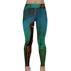 Ceramics Of Ancient Land 10 Classic Yoga Leggings by bestdesignintheworld
