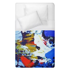 Balboa   Island On A Sand 21 Duvet Cover (single Size) by bestdesignintheworld