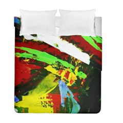Balboa   Island On A Sand 20 Duvet Cover Double Side (full/ Double Size) by bestdesignintheworld