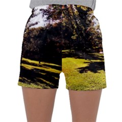 Highland Park 17 Sleepwear Shorts by bestdesignintheworld