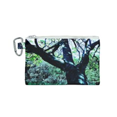 Highland Park 11 Canvas Cosmetic Bag (small)