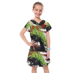 Collosium   Swards And Helmets 3 Kids  Drop Waist Dress