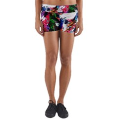 Way In A Tiland Yoga Shorts