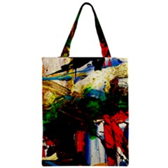 Catalina Island Not So Far 6 Zipper Classic Tote Bag by bestdesignintheworld