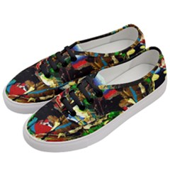 Catalina Island Not So Far 7 Women s Classic Low Top Sneakers by bestdesignintheworld