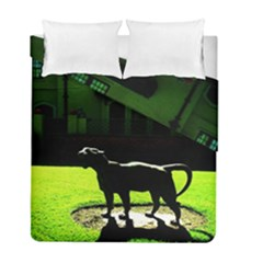 Guard 3 Duvet Cover Double Side (full/ Double Size) by bestdesignintheworld