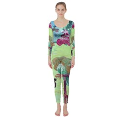 Trail 1 Long Sleeve Catsuit by bestdesignintheworld