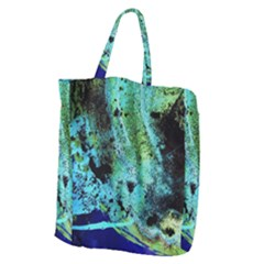 Blue Options 6 Giant Grocery Zipper Tote by bestdesignintheworld
