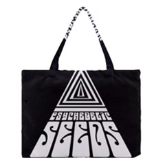 Psychedelic Seeds Logo Medium Tote Bag