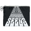 Psychedelic Seeds Logo Canvas Cosmetic Bag (XXL) View1