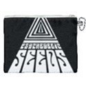 Psychedelic Seeds Logo Canvas Cosmetic Bag (XXL) View2