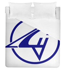 Sukhoi Aircraft Logo Duvet Cover (queen Size) by Samandel