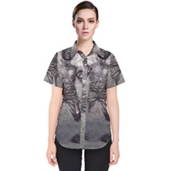 Han Solo Women s Short Sleeve Shirt