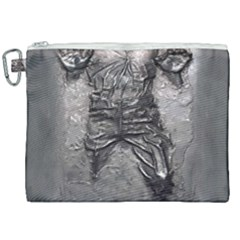 Han Solo Canvas Cosmetic Bag (xxl) by Samandel
