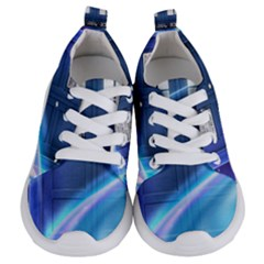 Tardis Space Kids  Lightweight Sports Shoes