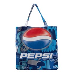 Pepsi Cans Grocery Tote Bag
