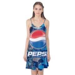 Pepsi Cans Camis Nightgown