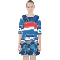 Pepsi Cans Pocket Dress