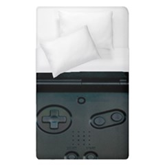 Game Boy Black Duvet Cover (single Size) by Samandel