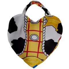 Woody Toy Story Giant Heart Shaped Tote
