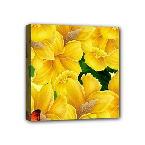 Springs First Arrivals Mini Canvas 4  X 4  by Sapixe
