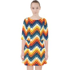 The Amazing Pattern Library Pocket Dress