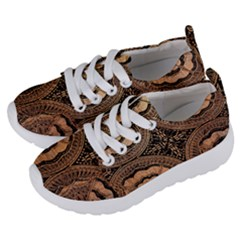 The Art Of Batik Printing Kids  Lightweight Sports Shoes by Sapixe