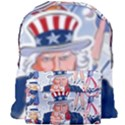 United States Of America Celebration Of Independence Day Uncle Sam Giant Full Print Backpack View1