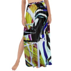 Immediate Attraction 9 Maxi Chiffon Tie Up Sarong