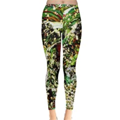 April   Birds Of Paradise 5 Inside Out Leggings by bestdesignintheworld