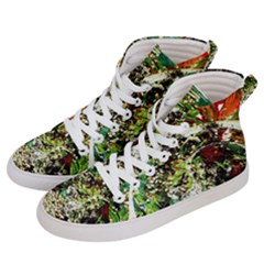 April   Birds Of Paradise 5 Men s Hi Top Skate Sneakers by bestdesignintheworld