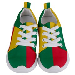Air Force Roundel Of Benin Kids  Lightweight Sports Shoes