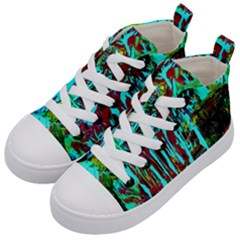 Dscf3058   Monastery Estate Kid s Mid Top Canvas Sneakers by bestdesignintheworld